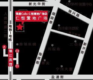 脱毛沙龙银座Calla成都仁恒置地广场店