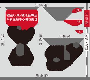 脱毛沙龙银座Calla钱江新城店